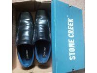 Stone creek side 10 mens shoes