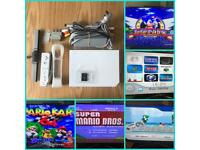 Nintendo Wii Retro Gaming System over 6500 games