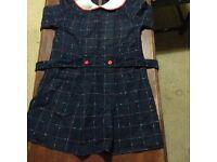 Girls dress, Littlewoods circa 1991, vintage