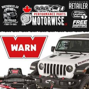 10% OFF Warn Winches & Exterior Accessories | Ready to Ship at Motorwise.ca| Free Shipping In Canada
