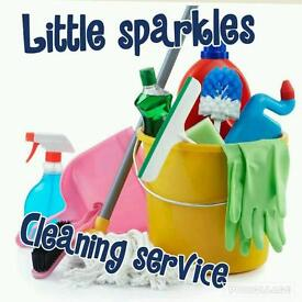Little sparkles cleaning service