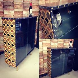Cocktail bar/ china cabinet