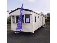 ABI Vista, 3 Bedroom Static Caravan, Haven, Ayrshire, Craig Tara, Beach, West Of Scotland