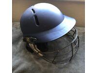 Albion Cricket Helmet Titanium Grill