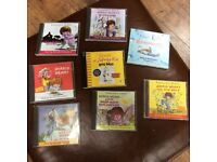 Horrid Henry audio CD,s
