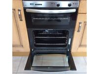 NewWorld Built-In Electric Fan-Assisted Oven & Grill.