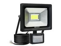 MEIKEE 20W Motion Sensor Sensor Lights,LED Motion Sensor Floodlight,Waterproof Security Light