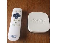 Sky's NowTV / Roku streaming box (for TV shows, movies, sports)