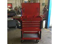 Tool box/service cart
