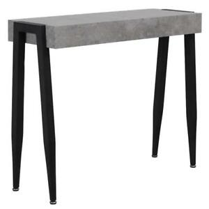 Cement Top Console Table Sale Toronto-WO 7763 (BD-2632)