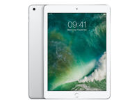 Sale-only £269! New Apple iPad 2017 32 GB - Silver. A9/M9 chip. iOS 11. Apple Pencil compatible