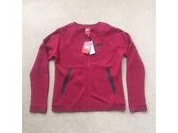 Nike Women's Tech Fleece Jacket, Size S