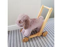 Dog walker from John Lewis