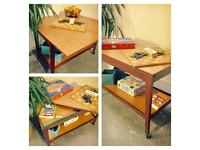 Retro/vintage Remploy game table