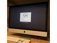 """Apple iMac 27"""" (Mid 2010) Desktop - MC510B/A - 3.2GHz Intel i3, 6GB RAM, 1TB HD"""