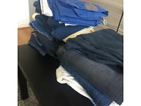 REAL Vintage Levi's 501 Jeans in various sizes/colours!