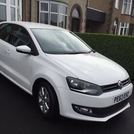 2013 Volkswagen 1.2 Polo Match Edition