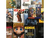 EDGE Magazine Collection (102 issues, joblot, London collect only)