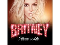 Britney Spears Tour Manchester