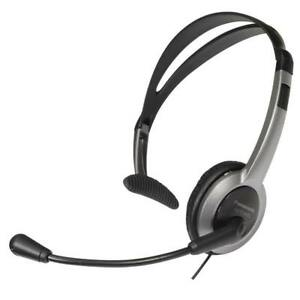 Panasonic KXTCA430S Hand Free Headset (New Other)