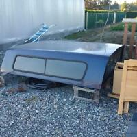 Truck canopy for 8ft truck box