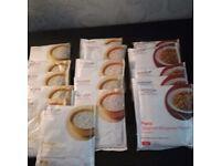 Cambridge diet porridge and.spag bol