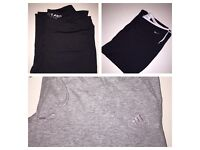 Nike,Adidas Lsc Woman's 3/4 size 14 Leggings smoke free home all 3 for £10 or £4 each