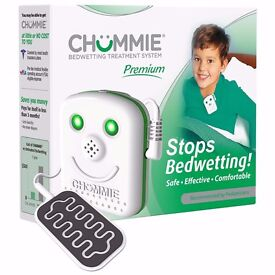 Chummie premium bedwetting alarm - barely used