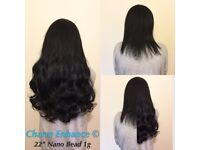 CHARM ENHANCE HAIR EXTENSIONS (salon and mobile)