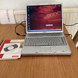 Compaq Presario Laptop Computer