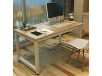 Computer Desk Home Study Table Office Furniture PC Laptop Workstation
