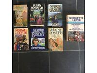 Books 7 hardback books non fiction