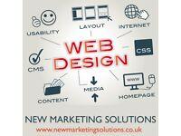 Manchester Web Design, Web Development, SEO, Business Branding from £290 - UK experienced designers