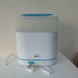 Phillips Avent 3-in-1 Electric Steam Steriliser