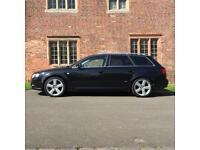 Audi A4 2.0 diesel s line 170bhp