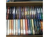 Massive selection star trex books