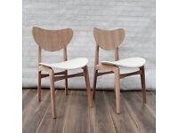 Pair of G PLAN Butterfly Chairs