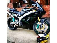 Kawasaki zx6r b1h 2005