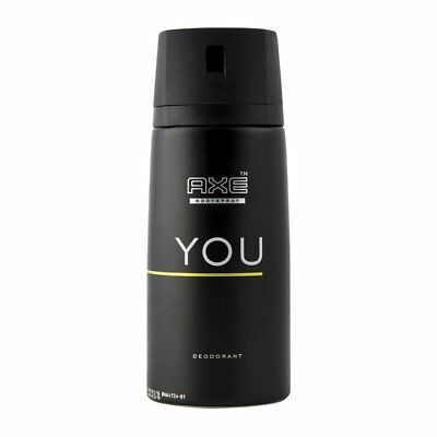 AXE Deodorant YOU Fragrance Spray Bodyspray 150ml Pack of 2