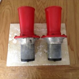 Laurel and hardy classic car horns