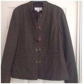 Next khaki jacket
