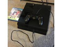 PS4 500GB & Fifa 16