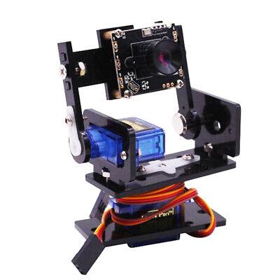 Hd Camera Separate Gimbal 2pcs Micro Servos Motor Two Degrees Of Freedom