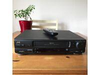 JVC VHS Video Recorder