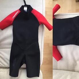 Children's wet suit
