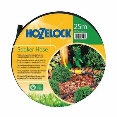Hozelock Soaker Hose 25m Garden Porous Drip Leaky Watering System Irrigation
