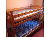 Bunk Beds, very good condition.
