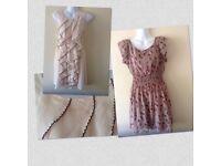 Job lot of Ladies Dresses 8 10 12