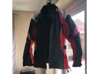 Gear X Motorcycle Jacket Size M
