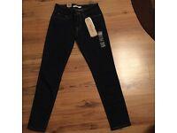 Ladies Levi skinny jeans